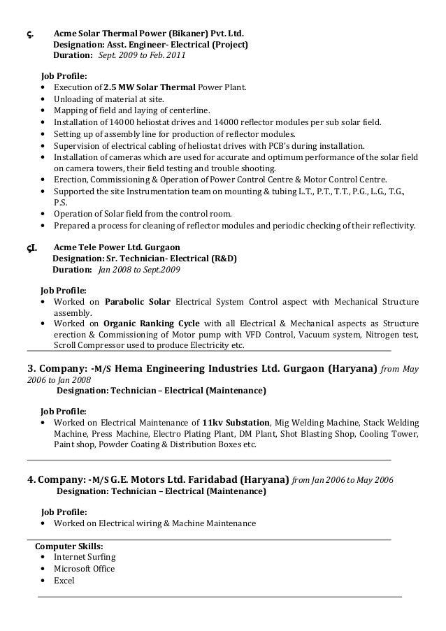 Modelo curriculum vitae secretaria ejecutiva image 3