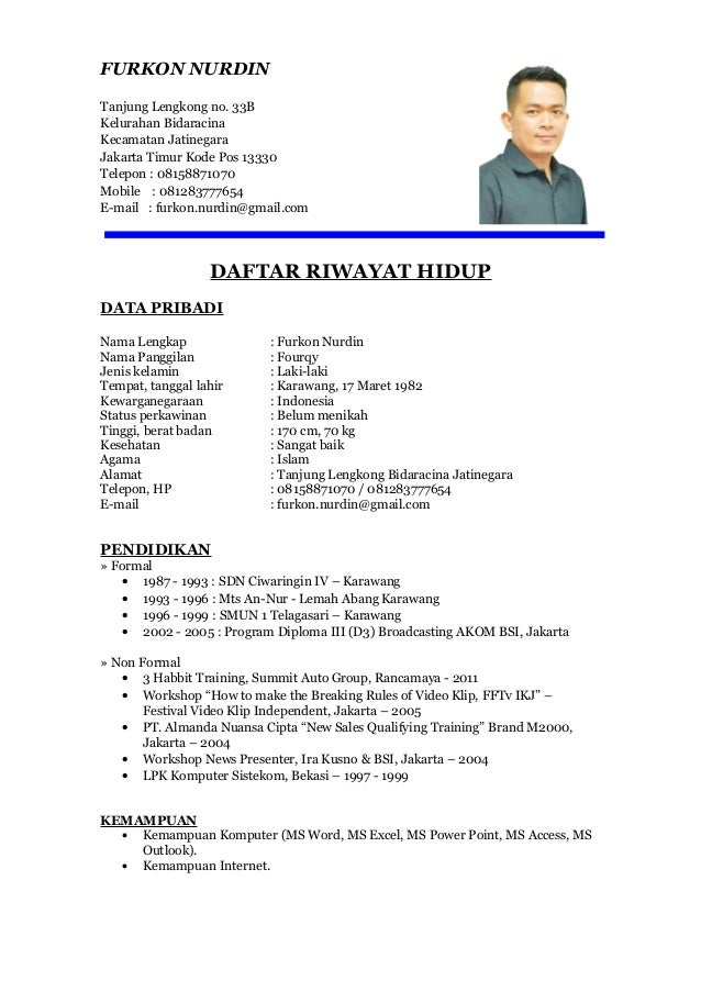 Formal Resume Samples Isla Nuevodiario Co