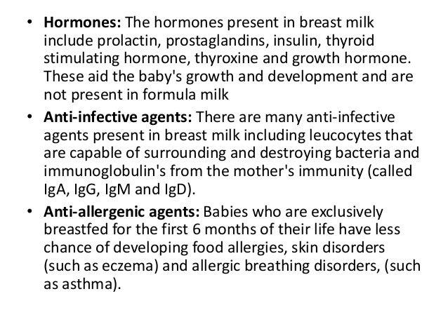 Physiology Of Milk Secretion