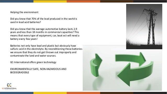 GC-International Company Profile