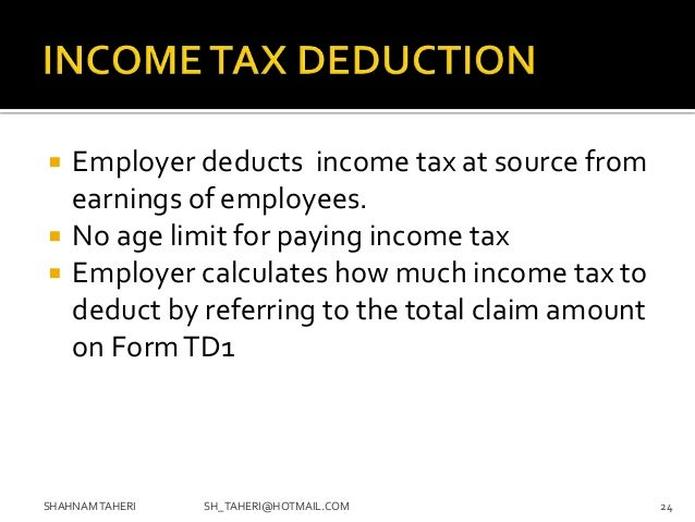 how to change ei deductions on ceridian