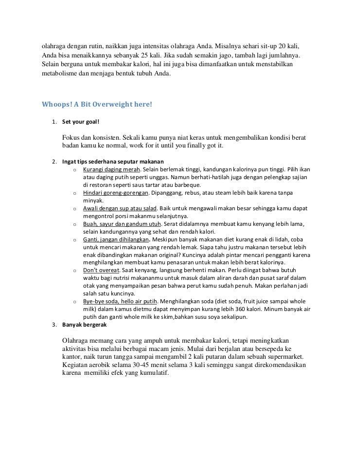 6 Cara Merawat Perut Agar Langsing dan Tidak Buncit Secara Alami