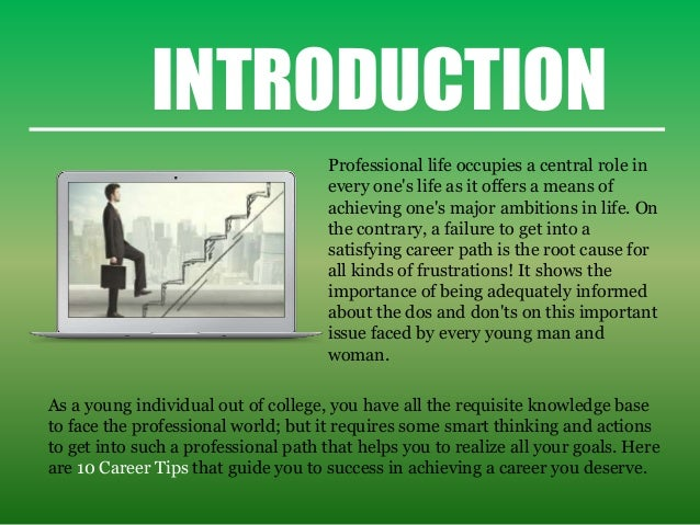 5 effective career tips for successful career planning - Successful Career How To Be Successful In Career In Life