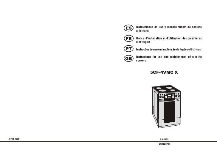 5 cf 4vmcx 7281 servicio tecnico fagor for Servicio tecnico fagor granada
