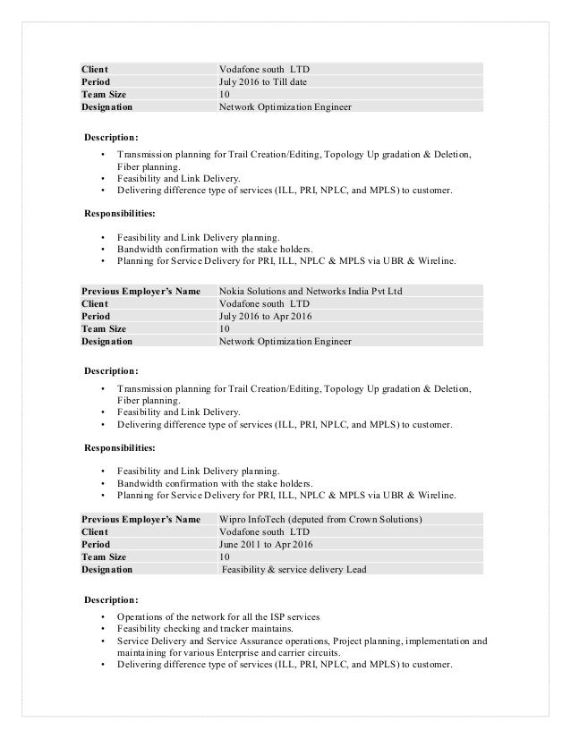 10 years experience software engineer resume resume for