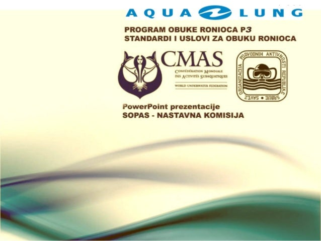 PROGRAM OBUKE RONIOCA P3* C.M.A.S. RONILAC R3(P3) Standard 2.A.7 - PROGRAM OBUKE MEDICINSKI PROBLEMI VEZANI ZA RONJENJE