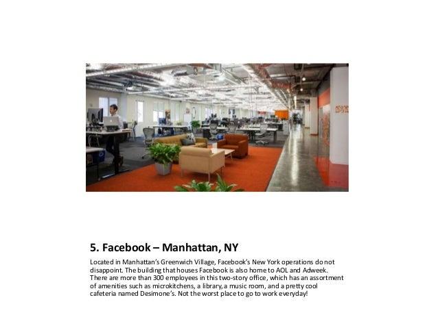 activision blizzard coolest offices 2016. 5. Activision Blizzard Coolest Offices 2016