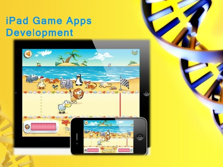 iPad Game AppsDevelopment