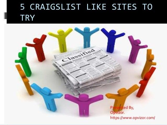 other craigslist type sites