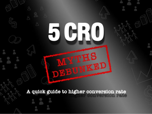 A quick guide to higher conversion rate
