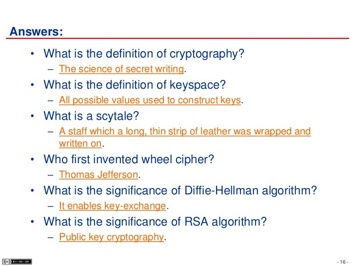 definition and use of symmetric data cryptography and asymmetric data cryptography Symmetric encryption¶ symmetric encryption is a way to encrypt or hide the contents of material where the sender and receiver both use the same secret key note that symmetric encryption is not sufficient for most applications because it only provides secrecy but not authenticity.