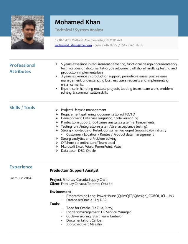 mohamed resume