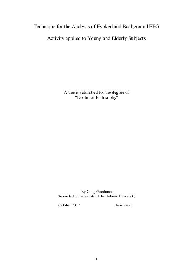Anticancer activity phd thesis