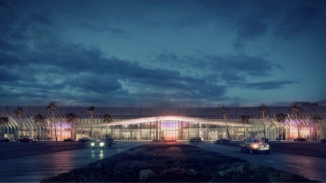 Miami Convention Center Images