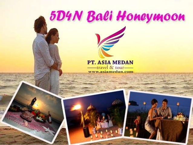 5D4N Bali Romantic Honeymoon Package DAY 01 ARRIVAL