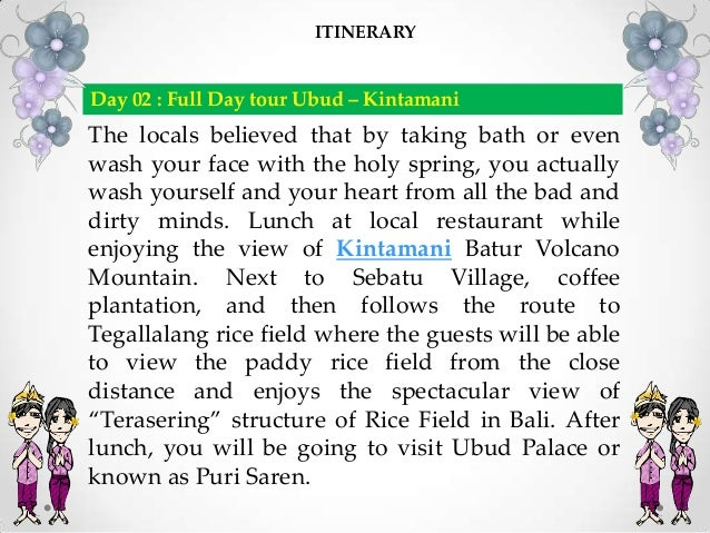 The locals believed that by taking bath or even wash your face with the holy spring, you actually wash yourself and your h...