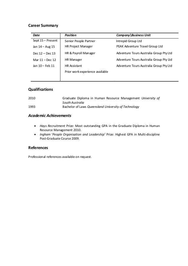 Michelle Bennett Resume