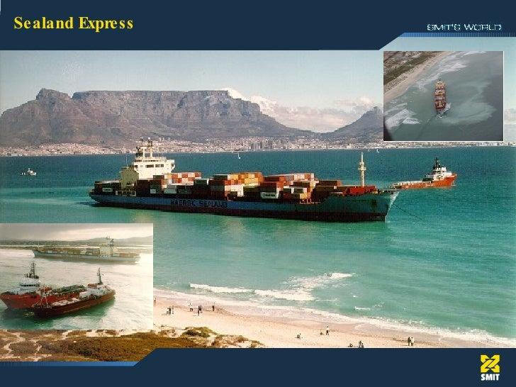 ' Sealand Express' Sealand Express