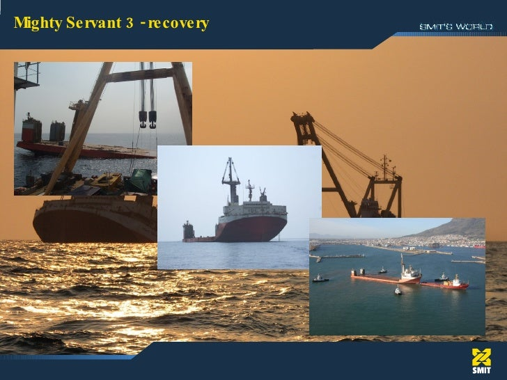 Mighty Servant 3 - recovery