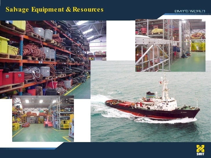 Salvage Equipment & Resources