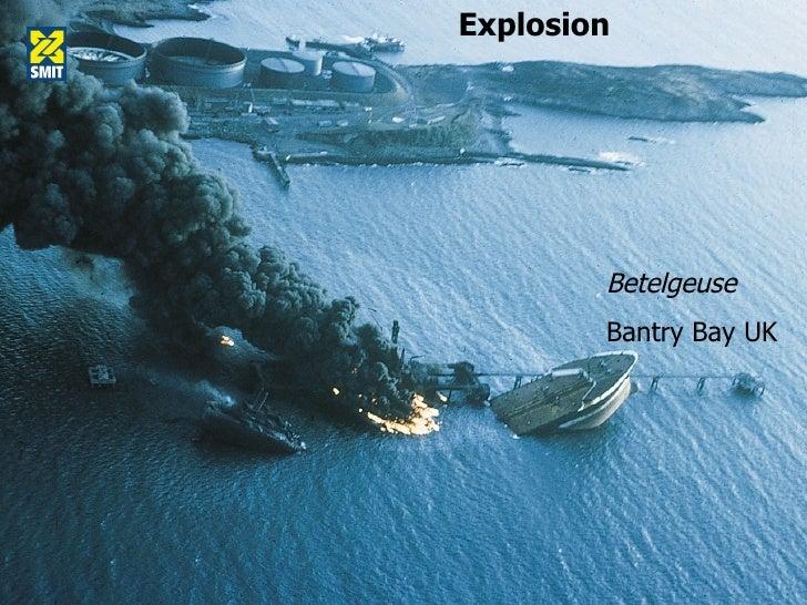 Betelgeuse Bantry Bay UK Explosion