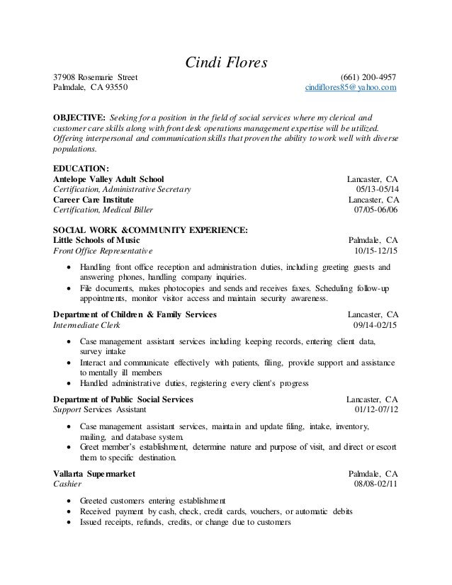 Outstanding Destination Management Company Resume Image ...