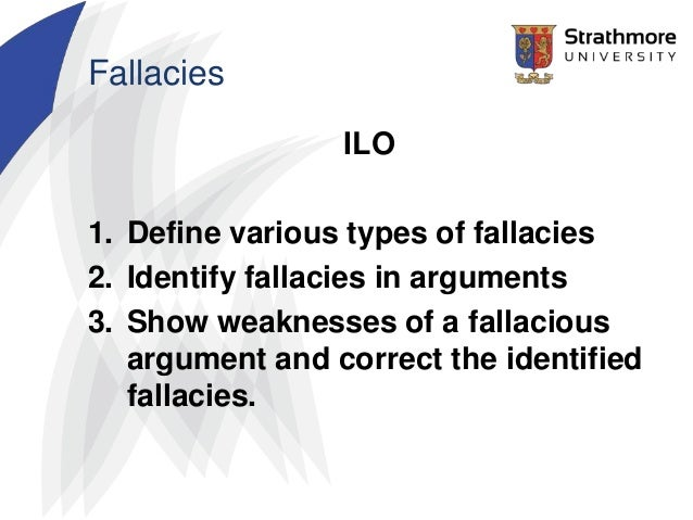 9 fallacies of critical thinking This course demonstrates how critical thinking can be weaved for critical thinking in the audit process critical thinking fallacies that can.