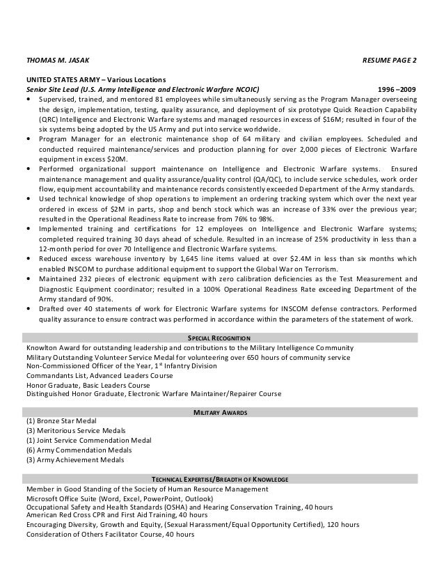 thomas m jasak resume revision 22feb17