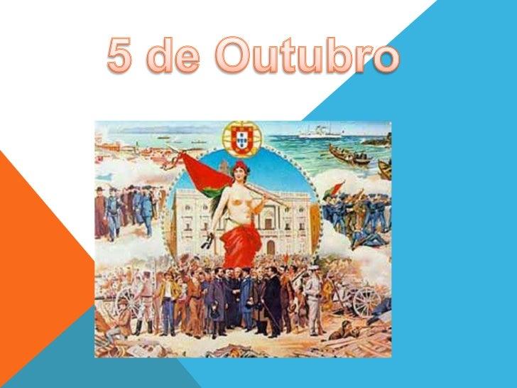 1.   Os últimos anos da monarquia - o regicídio2.   Evolução da bandeira portuguesa3.   Diferenças entre a Monarquia e a R...
