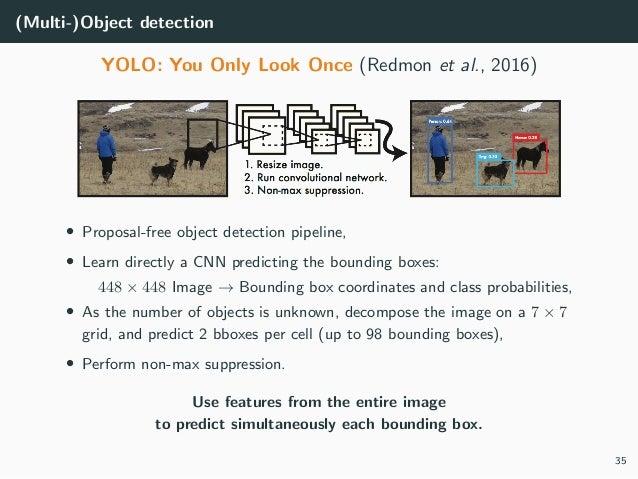 MLIP - Chapter 5 - Detection, Segmentation, Captioning
