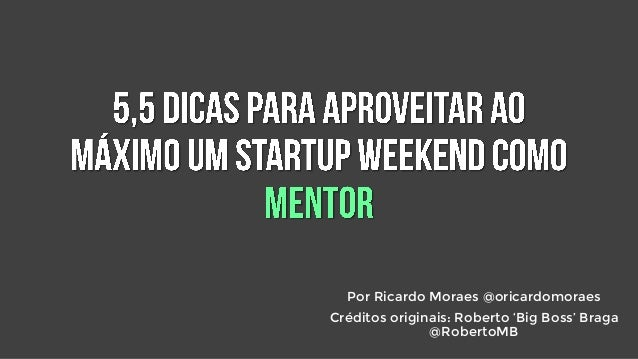Por Ricardo Moraes @oricardomoraes Créditos originais: Roberto 'Big Boss' Braga @RobertoMB