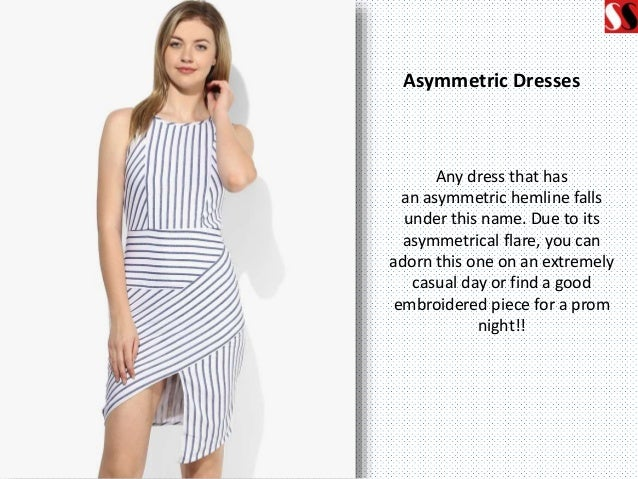 Names of Different Dresses