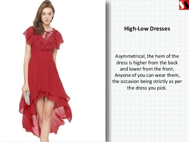 6388c6cceb 5 Different Types of Western Dresses Revealed