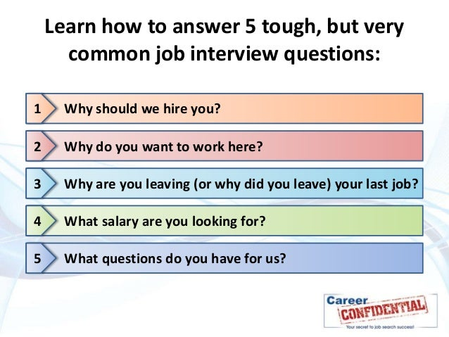 twenty five common interview questions Never let them see you sweat here's 10 common job interview questions asked of teens.