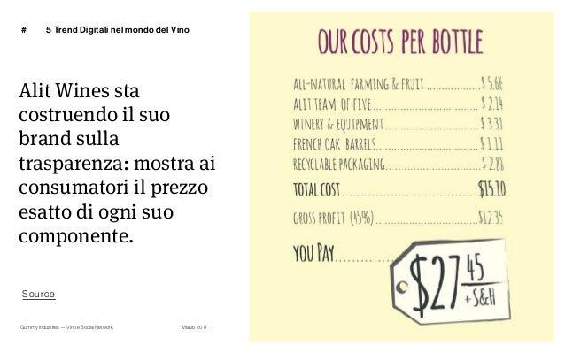 Gummy Industries — Vino e Social Network Marzo 2017 # 32 Alit Wines sta costruendo il suo brand sulla trasparenza: mostra ...