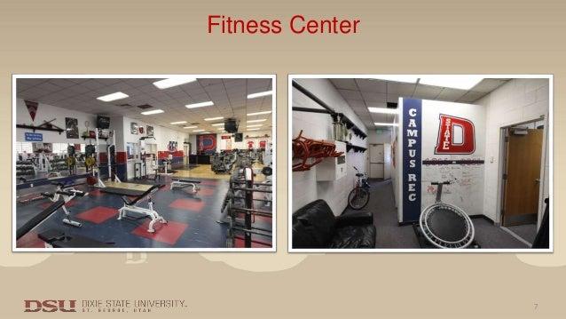 Dixie State University – Human Performance/Student Wellness
