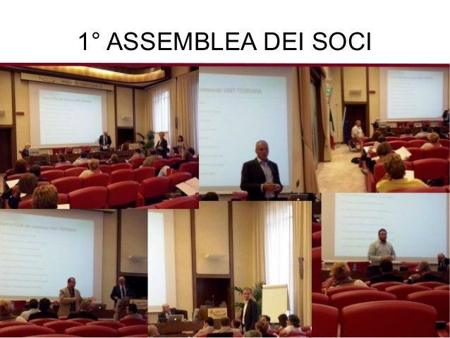 1° ASSEMBLEA DEI SOCI