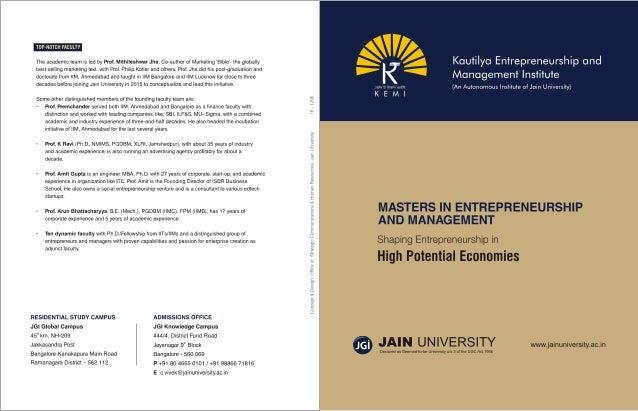KEMI Brochure