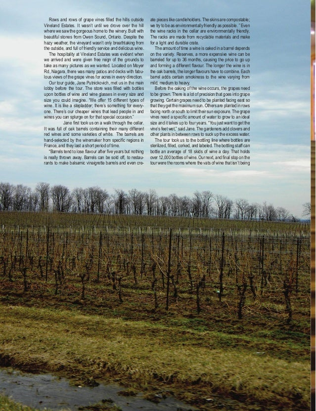 { 20 : zest : travel issue oaked is stored. The first wine we got to taste was a semi-dry, entry-level 2008 Riesling perfec...