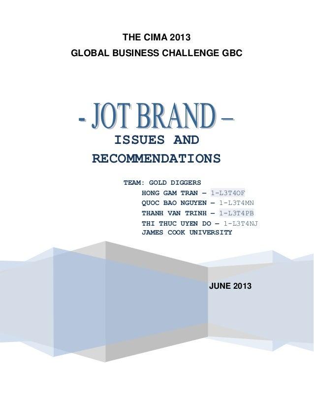 cima gbc 2012 case study