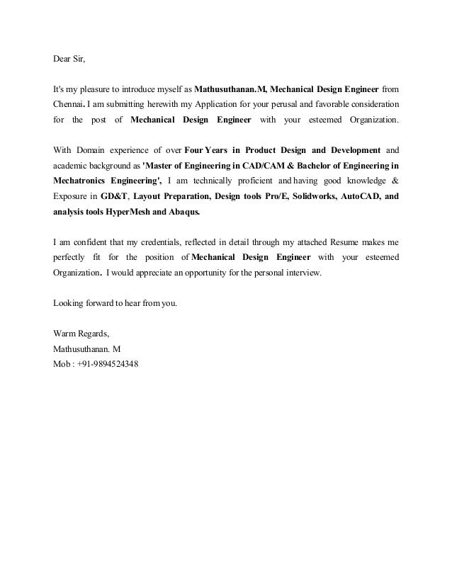Asic Design Engineer Cover Letter. Electrical Project Engineer Sample  Resume Construction .