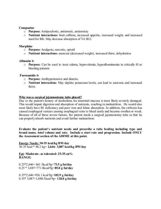 liver disease case study 3