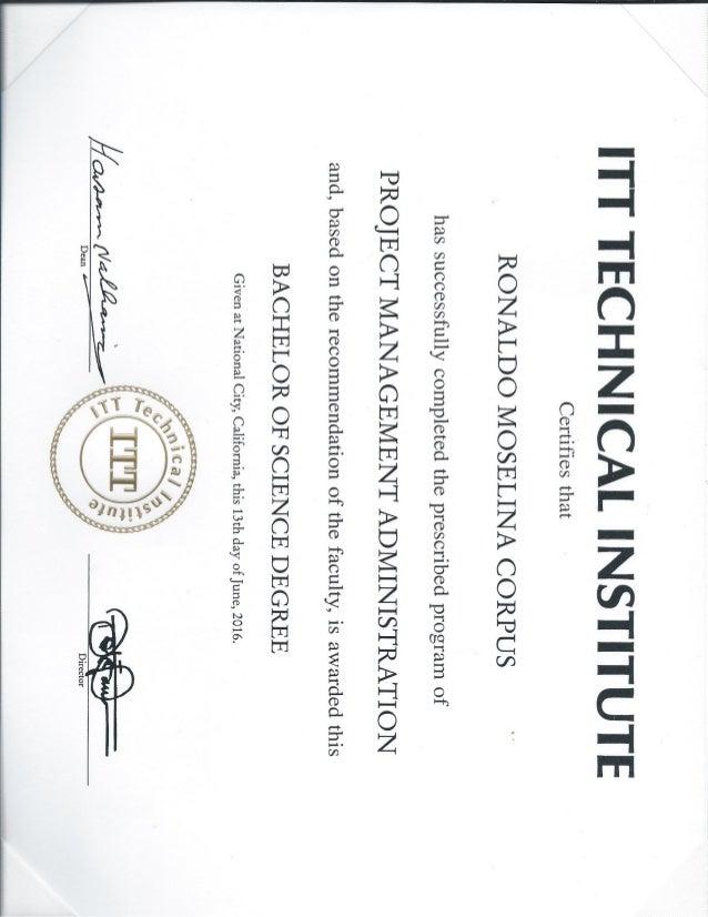 ITT.Diploma