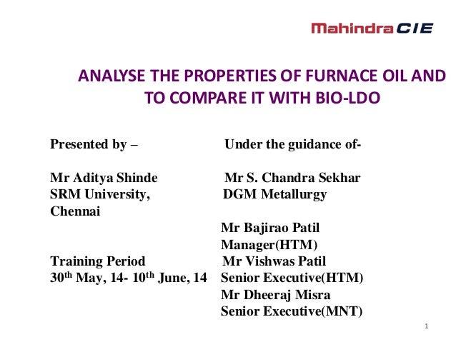 Furnace oil vs LDO corrected Final