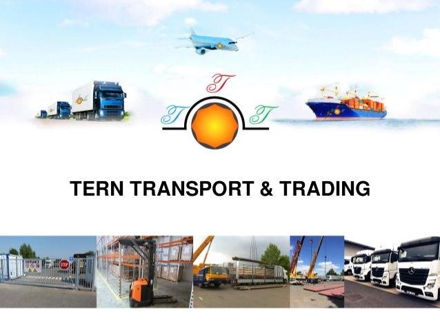 TERN TRANSPORT & TRADING