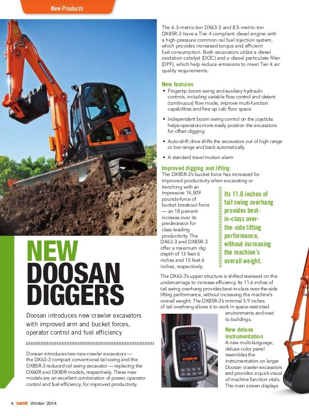 DoMORE Winter 2014 issue
