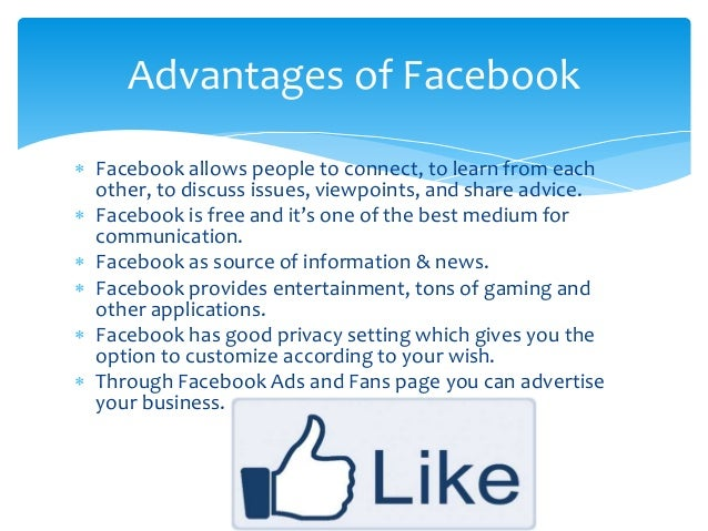 disadvantage of playing facebook The advantages of using this application is you don't have to go to web browser in order to play facebook game i need to download facebook gameroom on my.