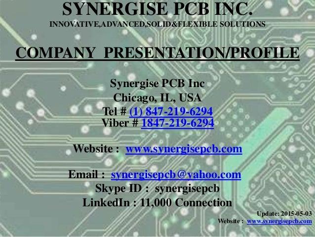 synergisepcb_profile