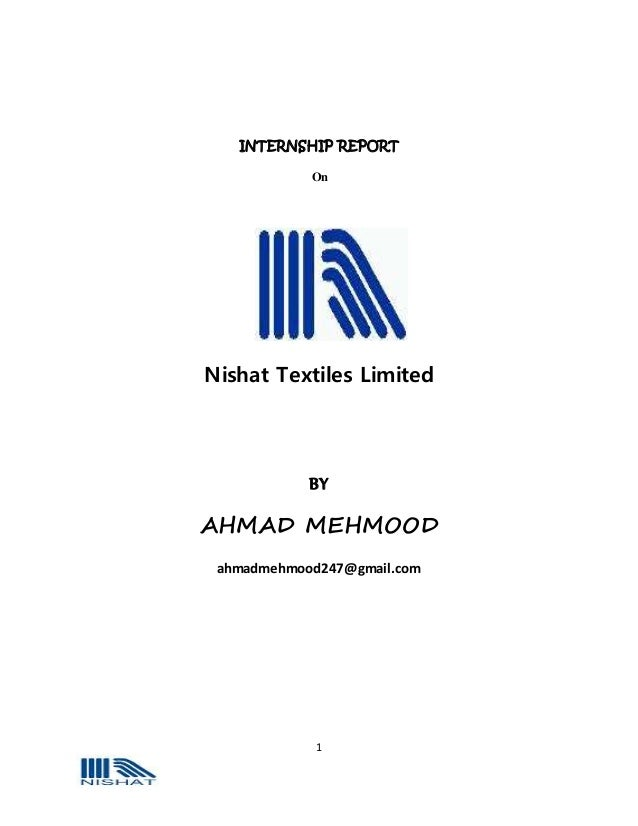 masood textile mill internship report hrm Internship report on masood textile mills report on spinning grinding machine in mill internship report on spinning grinding machine.