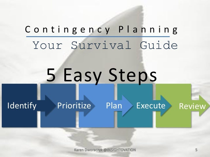 seven main components of a business plan